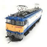 Tennshodo 天賞堂 直流電気機関車 EF65形 1065号機 JR貨物試験塗装(赤ナンバー) 12056 鉄道模型 HOゲージ 訳有