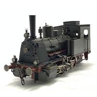アスターホビー 1番ゲージ プロイセン帝国鉄道 KPEV T3(K.P.E.V. T3)