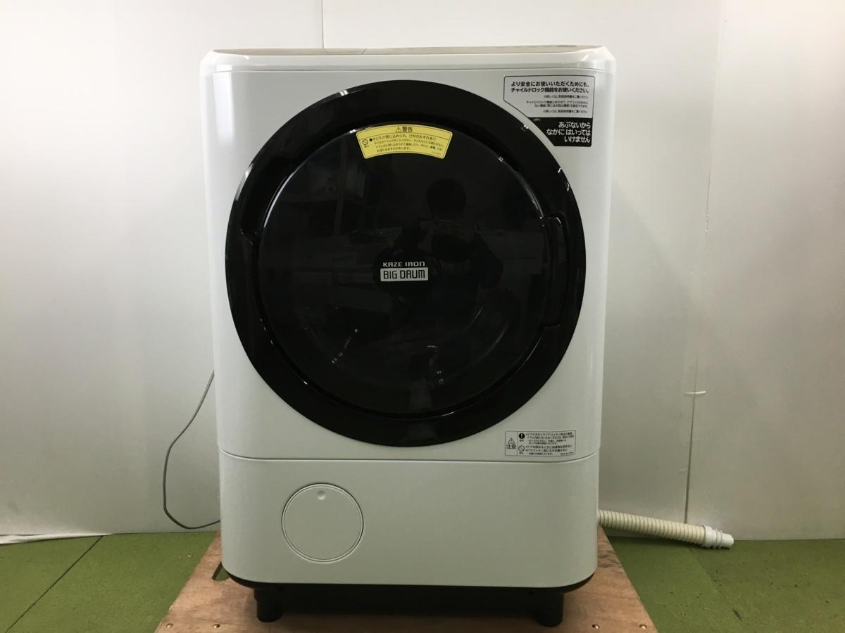 ドラム式洗濯乾燥機 BD-NV120ER