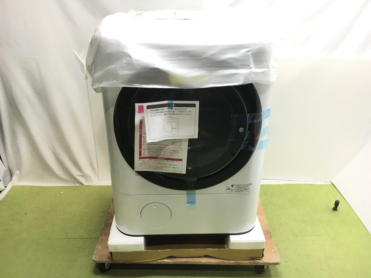ドラム洗濯機 BD-NX120BL