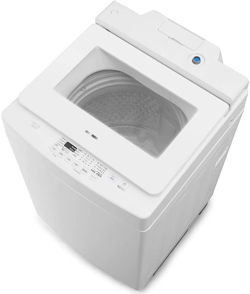 10kg洗濯機 IAW-T1001