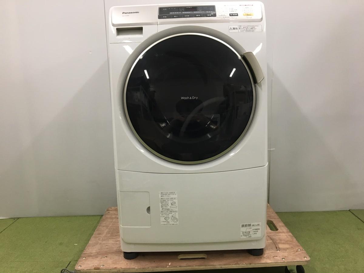 ドラム式洗濯乾燥機 NA-VH300L