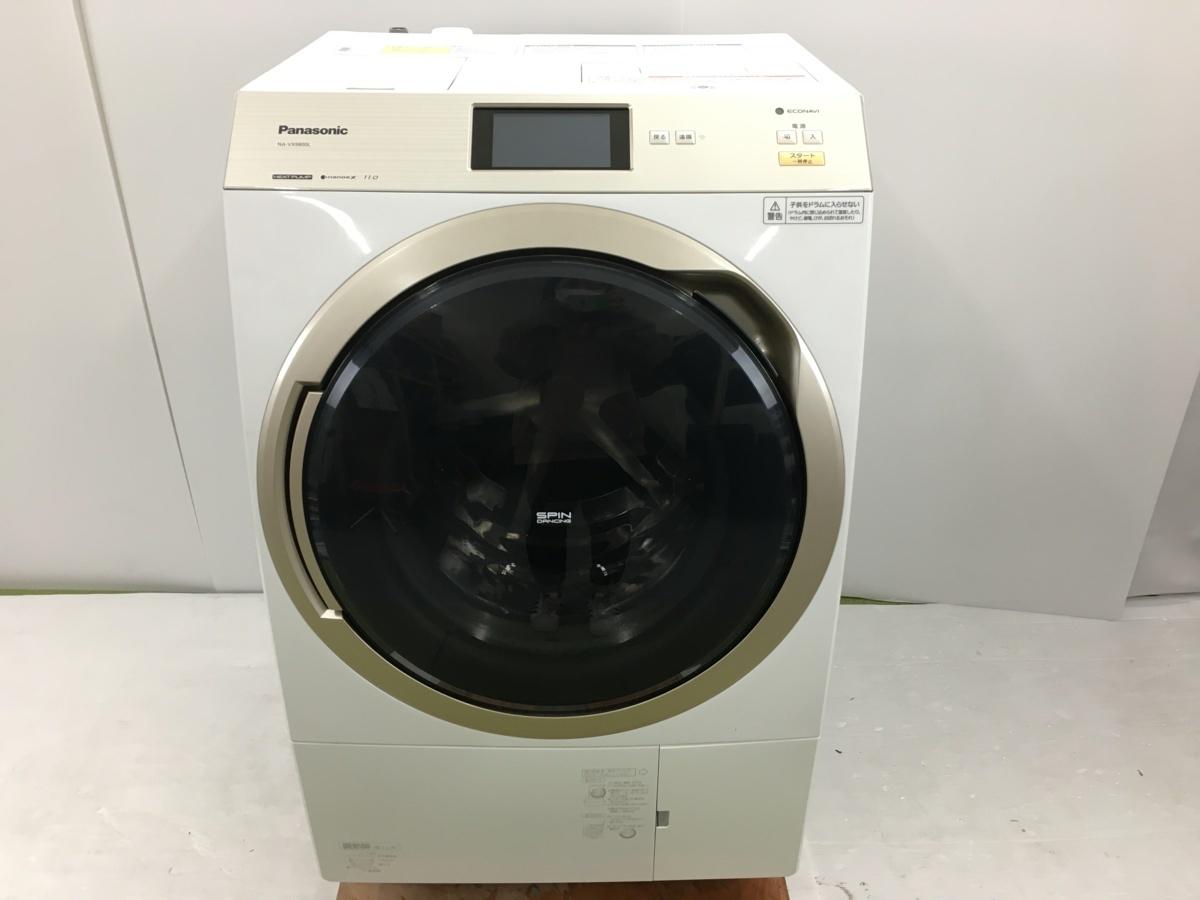 ドラム式洗濯乾燥機 NA-VX9800L