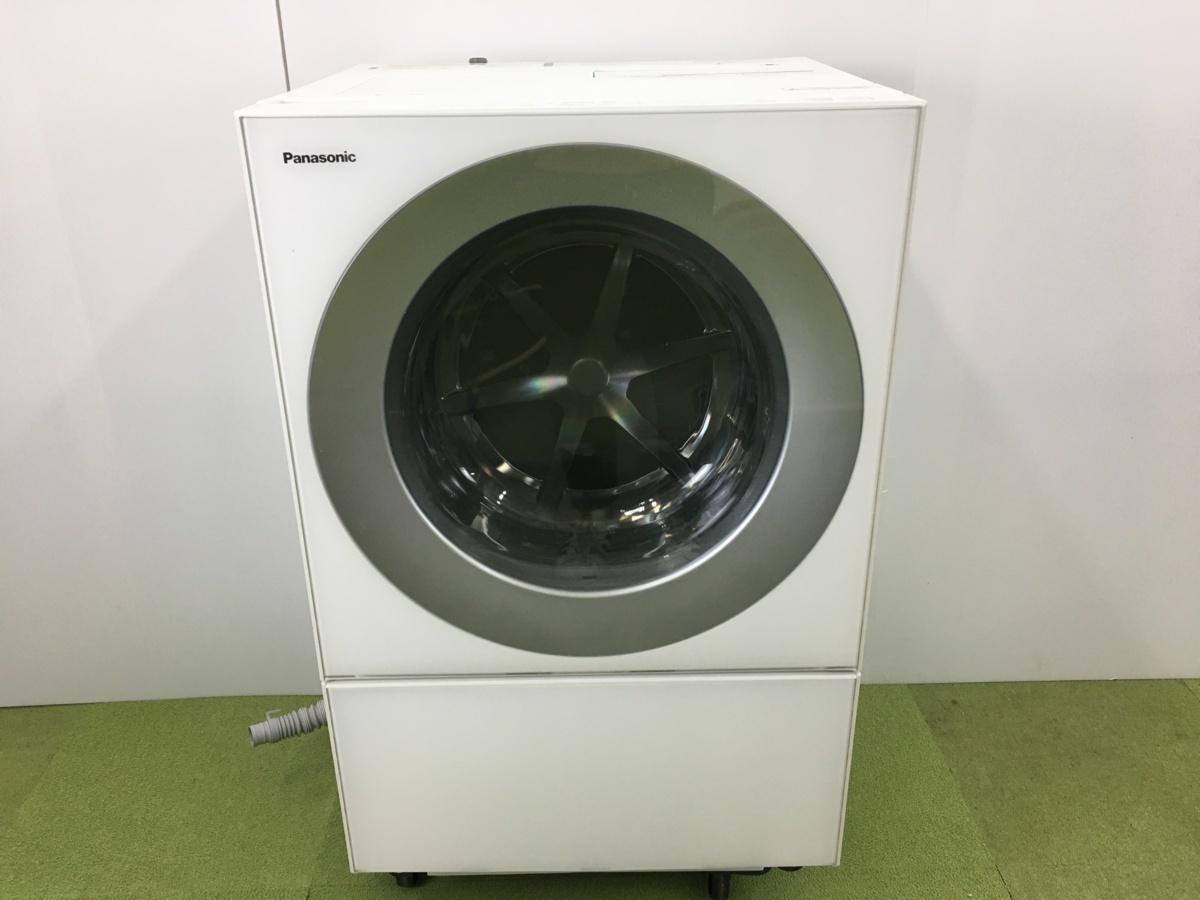 ドラム洗濯機機 NA-VG710R