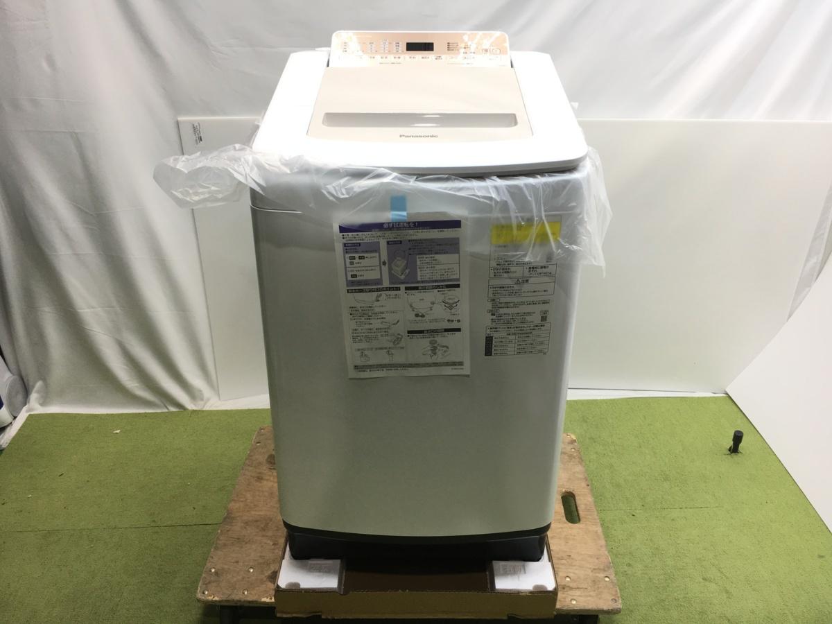 8kg洗濯乾燥機 NA-FD80H7