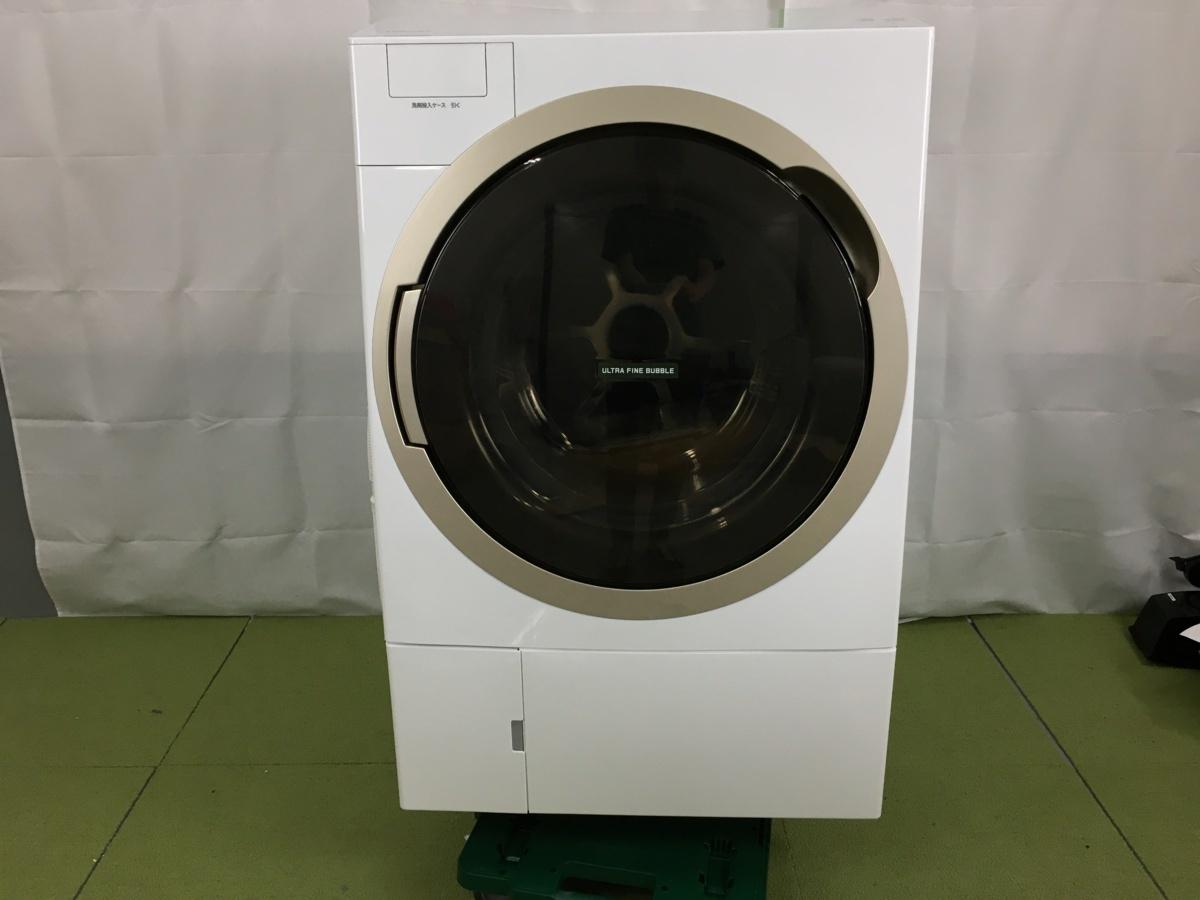ドラム式洗濯乾燥機 ZABOON TW-117X6L